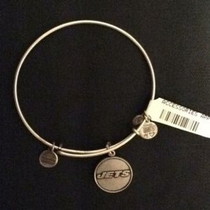 Alex and Ani NY Jets Bracelet - NWT